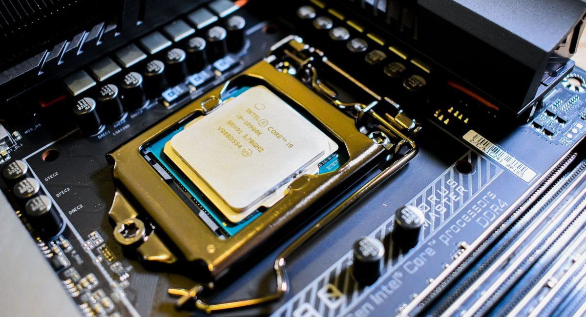 Processeur Intel Raptor Lake