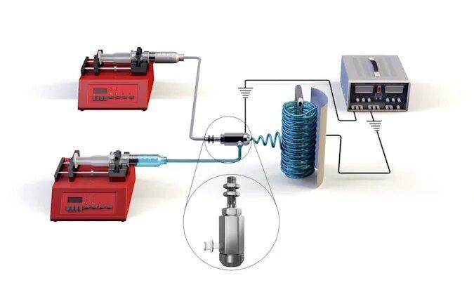 Nouvelle technologie de dessalement eau de mer